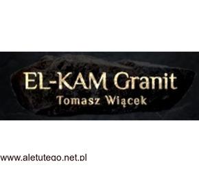 Nagrobki artystyczne – trzyletnia gwarancja – EL-KAM Granit