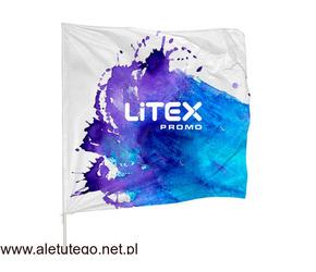 Chorągwie reklamowe | Litex
