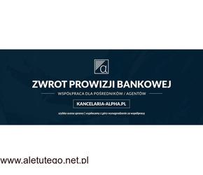 Zwroty prowizji bankowych (oferta dla pośredników)
