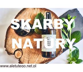 Sklep online z kosmetykami naturalnymi ,,Skarby Natury''
