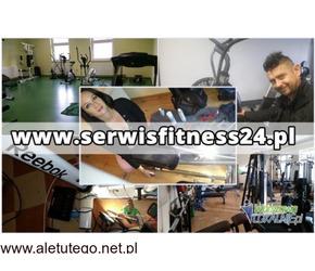Naprawa rowerów i sprzętu fitness z dojazdem Warszawa