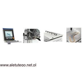 Usługi CNC drewno