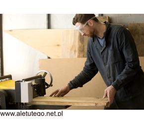 Pomoc przy pakowaniu drewnianych elementów 30zł/h netto !!