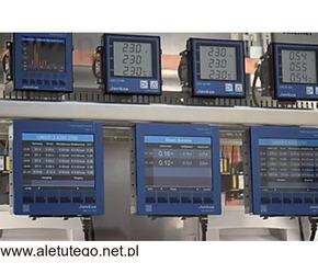 Analizatory parametrów sieci Janitza GmbH – ACS SYSTEMS