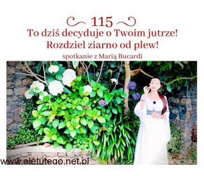 Ceremonia z Maria Bucardi Online