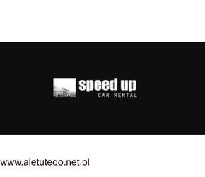 Speed up – Wypożyczalnia samochodów Adrian Borkowy