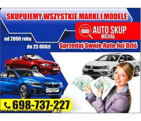 Skup Aut-Najlepsze Ceny|Grodzisk Mazowiecki i Okolice