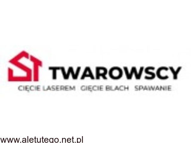 Spawanie aluminium Białystok - Stlaser