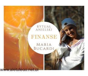 Rytuał Anielski finansowy -bogactwa