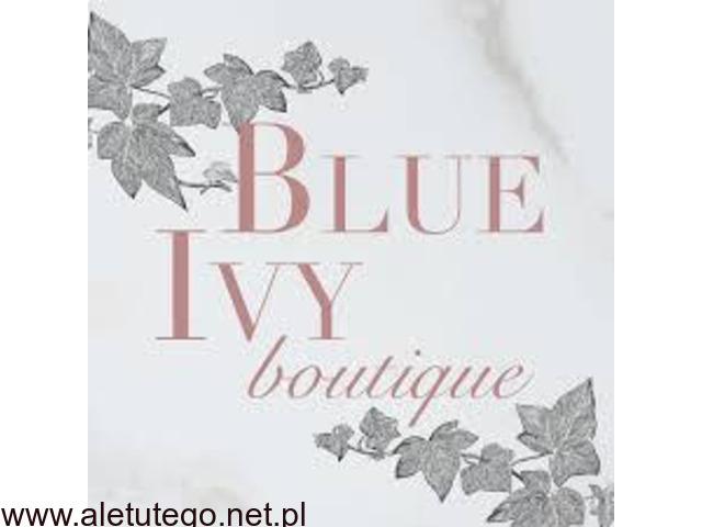 Blueivyboutique.pl - suknie i sukienki wieczorowe