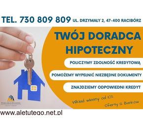 Najlepsze oferty kredytów hipotecznych i mieszkaniowych!