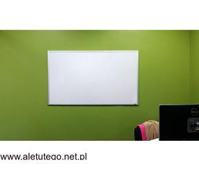 Tablice magnetyczne i suchościeralne - więcej informacji na Biurwa.pl