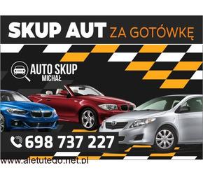Skup Aut-Najlepsze Ceny|Węgrów i Okolice