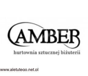 Sztuczna biżuteria - AMBER