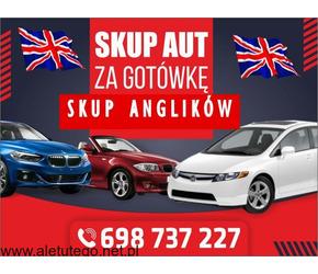 Skup Anglików, Skup Aut z Anglii #Kielce i okolice# Najwyższe Ceny !