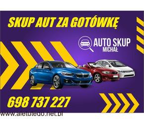 Skup Samochodów#Skup Aut# Garwolin i Okolice #NAJWYŻSZE CENY!