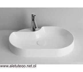 Najlepsze umywalki nablatowe owalne tylko na Home100.pl
