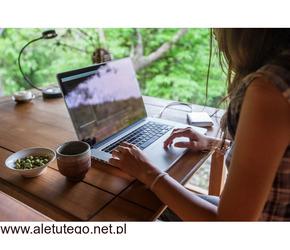 Praca 100% online, dodatkowa lub na stałe