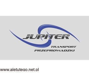Jupiter Transport Przeprowadzki z Danii Kopenhagii Odense Viborg Aalborg Aarhus Esbjerg  do Polski