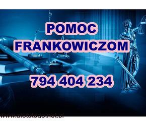 POMOC DLA FRANKOWICZÓW - LISTOPADOWA PROMOCJA - 0 zł