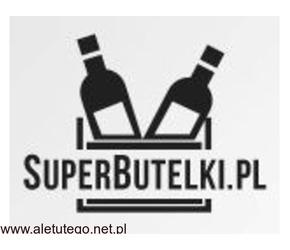 Butelki szklane - butelki na wino, nalewki, bimber, whisky, soki - Superbutelki