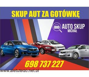 Skup Aut-Najlepsze Ceny Mińsk Mazowiecki i Okolice