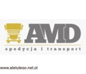 Spedycja międzynarodowa - AMD Białystok