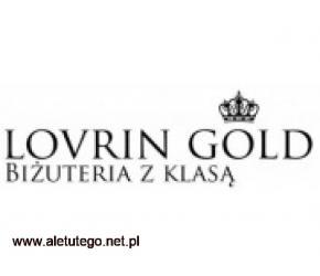 Złote kolczyki - lovrin.pl