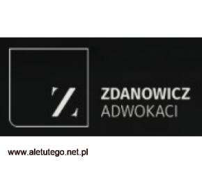 Kancelaria adwokacka w Gliwicach - zdanowiczadwokaci.pl