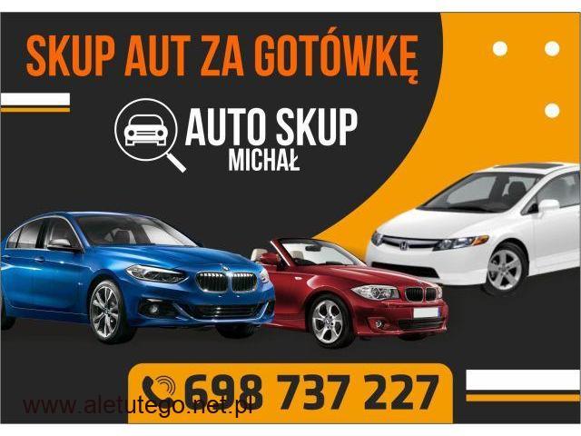 Skup Aut-Skup Samochodów#Grójec i Okolice# Najwyższe CENY !
