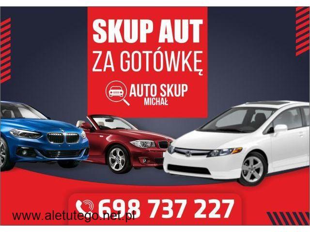 Skup Aut-Skup Samochodów#Mława i Okolice# Najwyższe CENY !