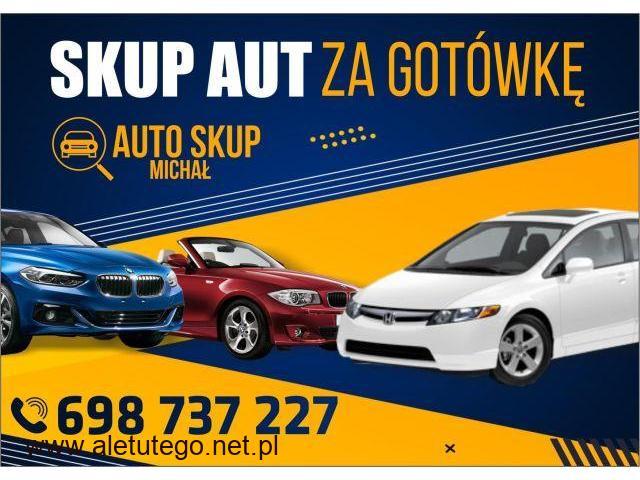 Skup Aut-Skup Samochodów#Płock i Okolice# Najwyższe CENY!