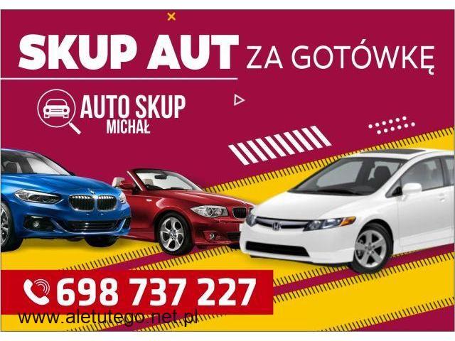 Skup Aut-Skup Samochodów#Siedlce i Okolice# Najwyższe CENY!