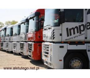 Transport międzynarodowy Bułgaria oraz Rumunia i inne kraje
