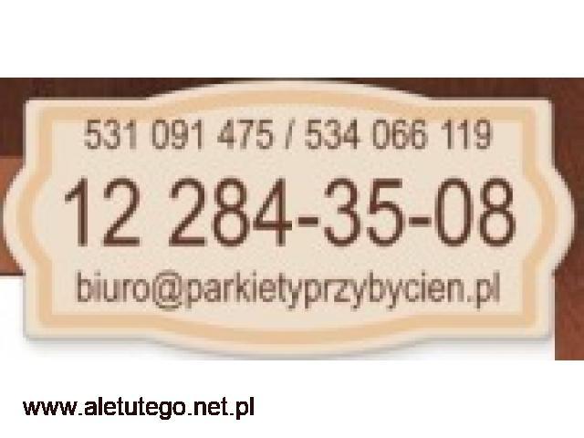 Cyklinowanie parkietu - parkietykraków.pl