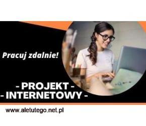 Praca przy Komputerze   Nawet 2500 zł netto na start