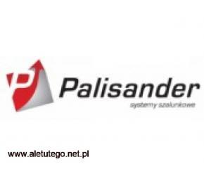 Schody tymczasowe do wykopów PAL-SDW - Palisander