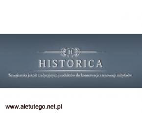 Historica- produkty do renowacji i konserwacji
