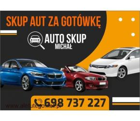 Skup Aut-Skup Samochodów #Wyszków i okolice# Najwyższe CENY!