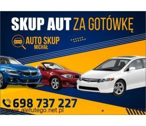 Skup Aut-Skup Samochodów #Sokołów Podlaski i okolice# Najwyższe CENY!