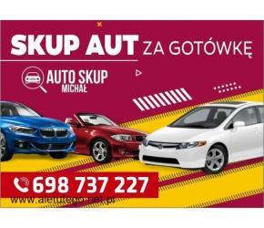 Skup Aut-Skup Samochodów #Węgrów i okolice# Najwyższe CENY!