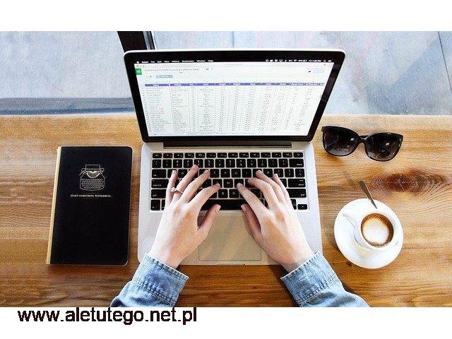 ŁATWA Dodatkowa Praca Zdalna | w DOMU | Przez INTERNET |