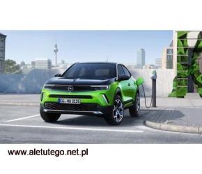 Nowy Opel Mokka w Salonach Kanclerz