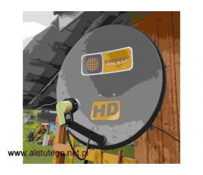 Regulacja Montaż Naprawa Serwis Anten Satelitarnych DVB-T 24h