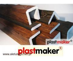 Belki rustykalne NA WYMIAR imitacja drewna