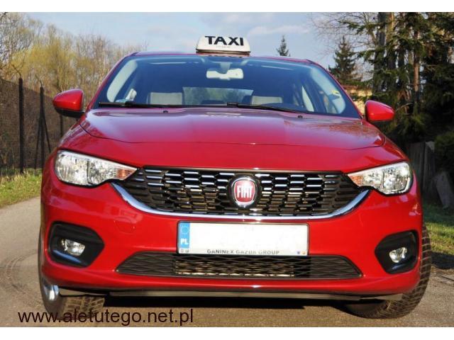 Taxi Katowice przewóz osób w Aglomeracji Śląskiej oraz na lotniska Pyrzowice i Balice - 1/1