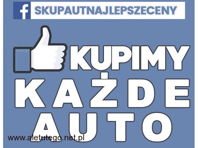 Skup samochodów osobowych KAŻDE , dostawczych / FACEBOOK - 1/1