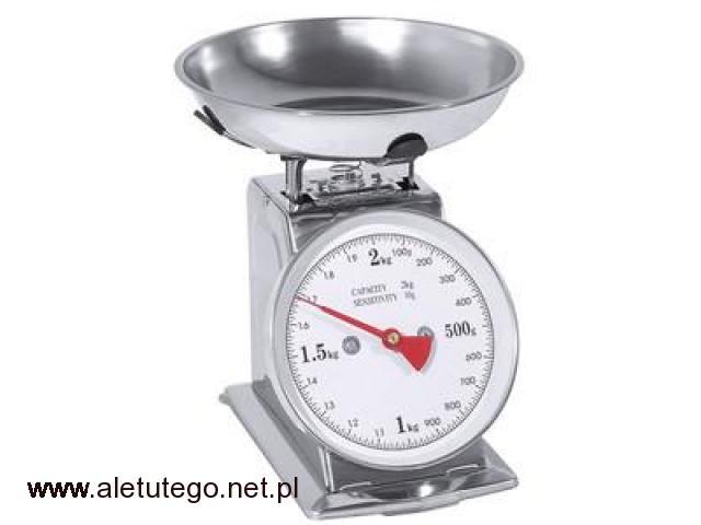 Wagi kuchenne i inne akcesoria gospodarstwa domowego w e-sklepie Technica - 1/1
