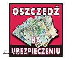 Najtańsze OC i AC ponad 70 ofert, nawet 500 zł taniej!