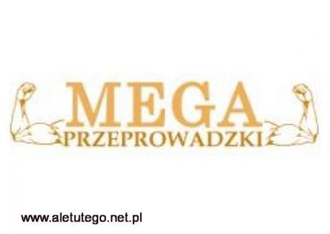 Ekspresowe przeprowadzki w Krakowie - Mega Przeprowadzki